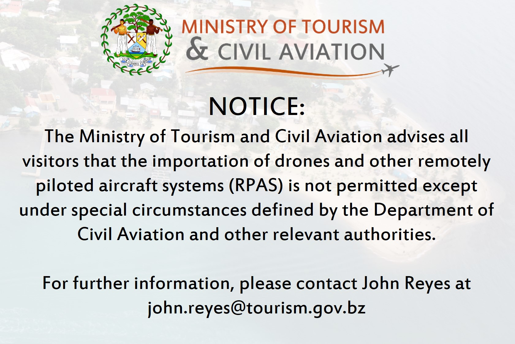 ministry of tourism Our purposeour purpose at the ministry of tourism is to guide the development of our nation as a collection of diverse yet easily accessible islands, each of which is celebrated globally for the delightful experiences that it provides for visitors and for the sustainable economic and social benefits that it brings to our investors and residents.